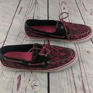 Women's 8.5 Sperry top sider shoe
